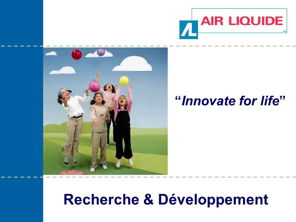Innovate for life Recherche & Développement
