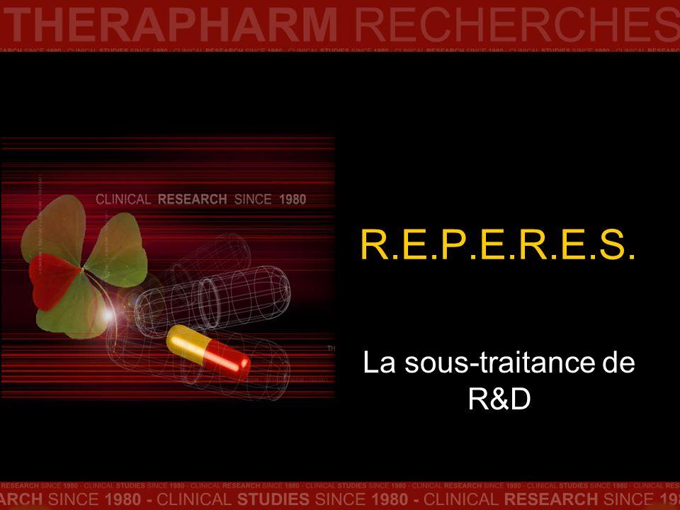 SOMMAIRE Informations générales sur le développement du médicament La Recherche Clinique en France La sous-traitance Therapharm : une CRO, lAfcros, Eucrof La négociation