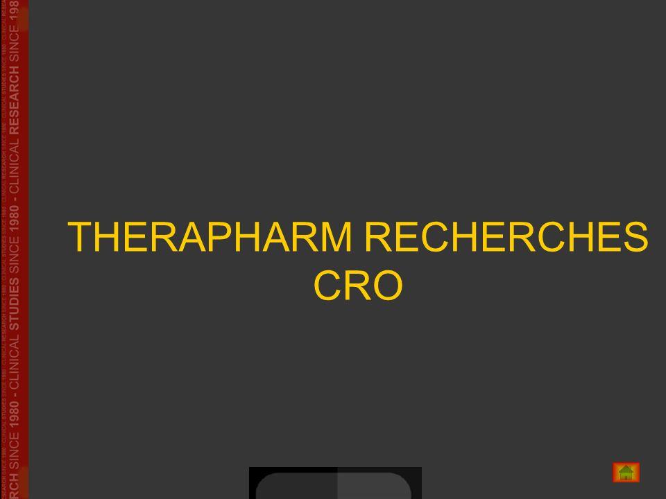 THERAPHARM RECHERCHES CRO