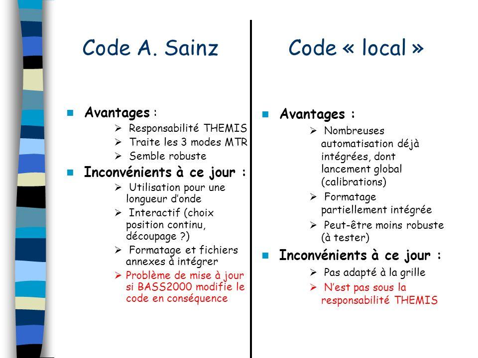Code A.