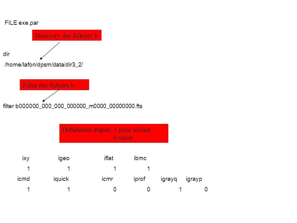 invi invj istep invers 1 0 8500 0 Inversion des cartes de sortie Inverse les signes des paramètres de Stokes Pas en Y (STEP_Y) (arcsec/1000) en polari