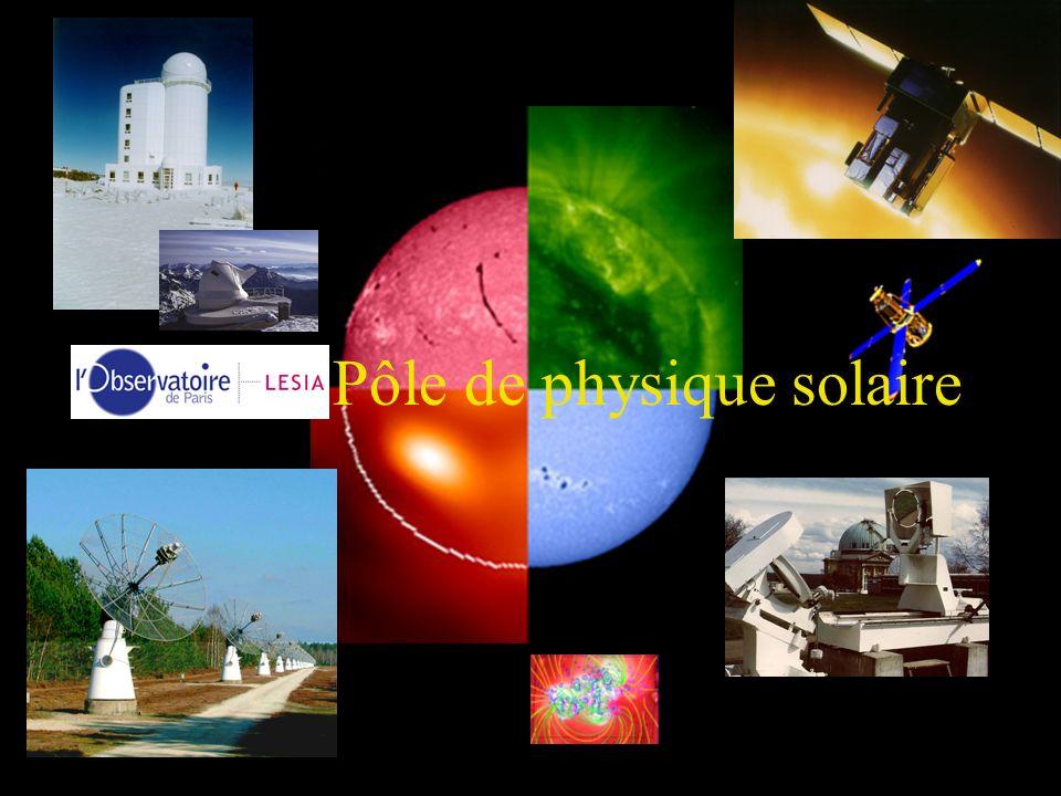 LESIA - Pôle de physique solaire