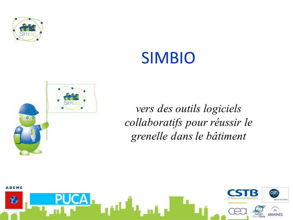 SIMBIO vers des outils logiciels collaboratifs pour réussir le grenelle dans le bâtiment