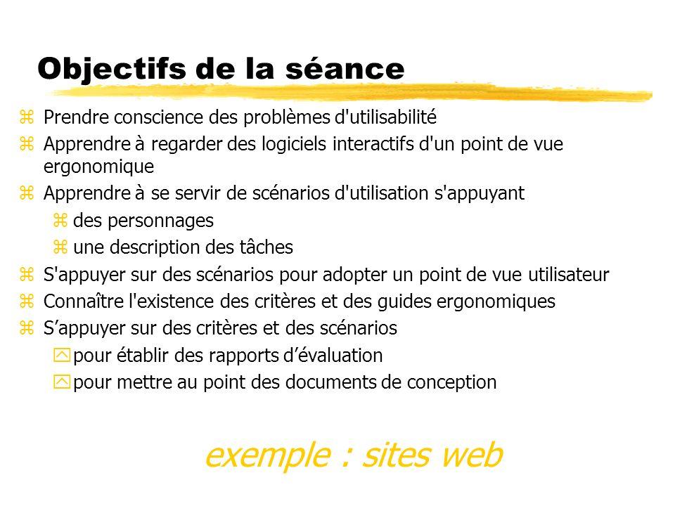 Conception de site : les intervenants zmarketing zcommunication zinfographie zergonomie zinformatique