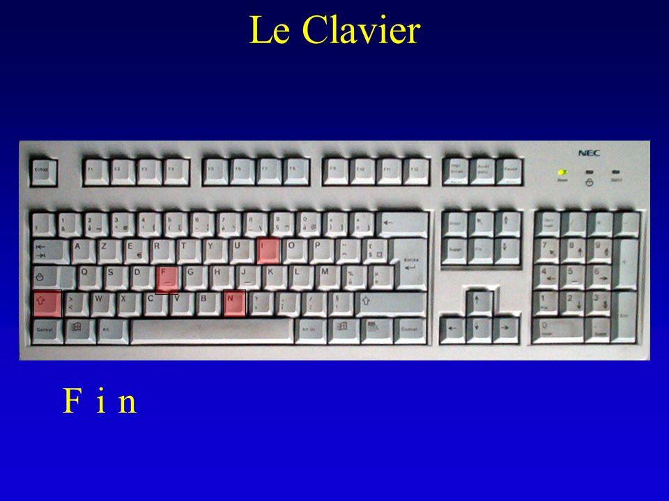 Le Clavier Fin