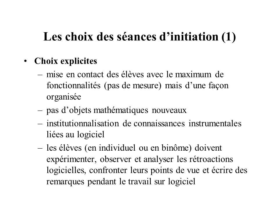 Présentation des expérimentations Prise en compte du long terme (CM1, CM2, 6 e,...) Ecole Launay, Beauvais (1999-2001) –Classes de CM1 et CM2 (suivi s