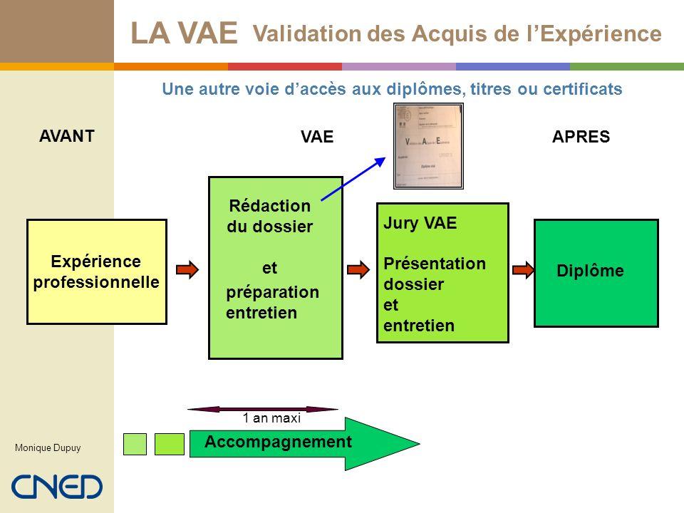 Le livret 2 Pièce maîtresse du dossier VAE description et analyse de lactivité pour faire reconnaitre les savoirs acquis.