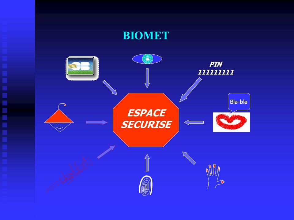 Activités dans le cadre de BIOMET Acquisition de la base M2VTS existante Acquisition de la base M2VTS existante Reconnaissance du locuteur et adaptation au locuteur (C.
