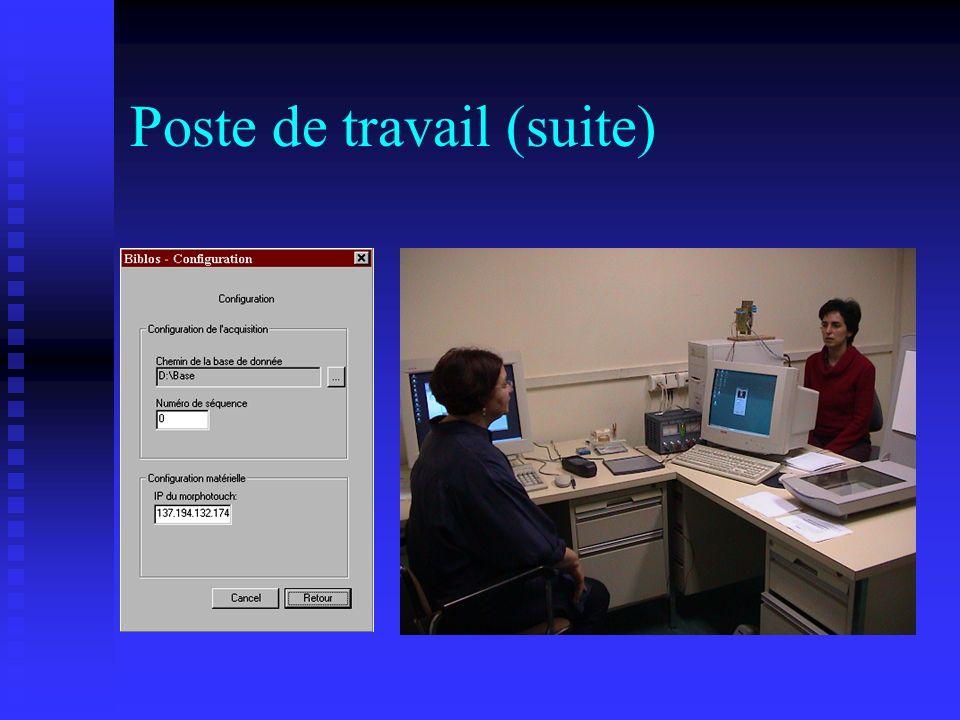 Retombées du projet Publications dans des revues ou des congrès (6) Publications dans des revues ou des congrès (6) Rapports, mémoires et stages en 2001 (7) Rapports, mémoires et stages en 2001 (7) Exposés liés à BIOMET (9) Exposés liés à BIOMET (9) Contacts avec des laboratoires européens (3) Contacts avec des laboratoires européens (3) Contacts avec des industriels français (2) Contacts avec des industriels français (2) Projet COST-275 : Projet COST-275 : vérification biométrique sur Internet vérification biométrique sur Internet Vers BIOMET II et FLEXICARD Vers BIOMET II et FLEXICARD