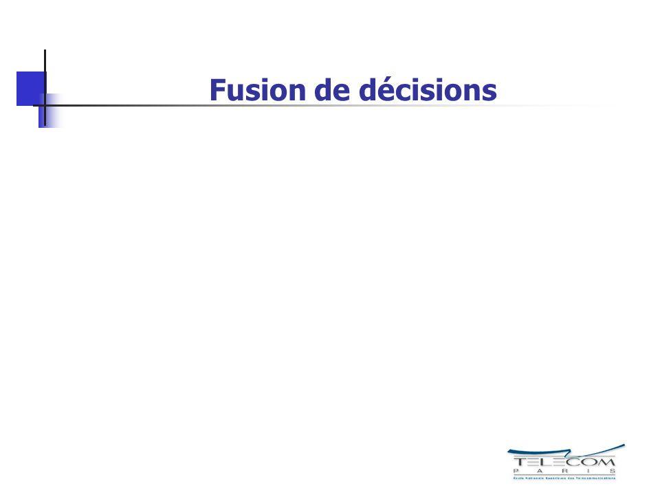 Fusion de décisions