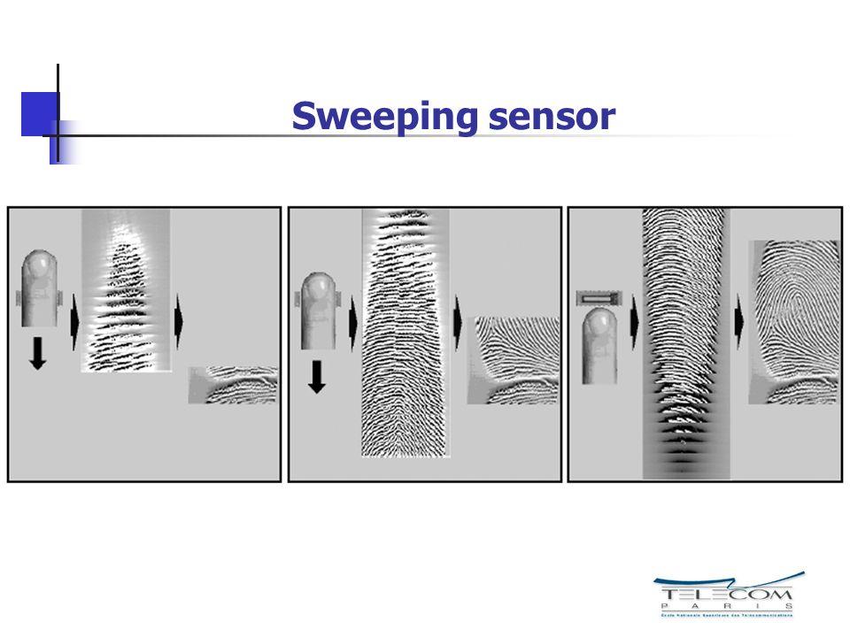 Sweeping sensor