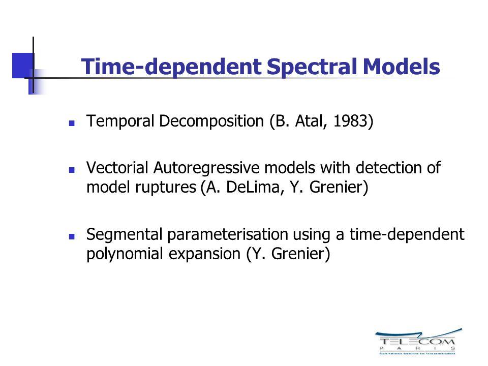 Temporal Decomposition
