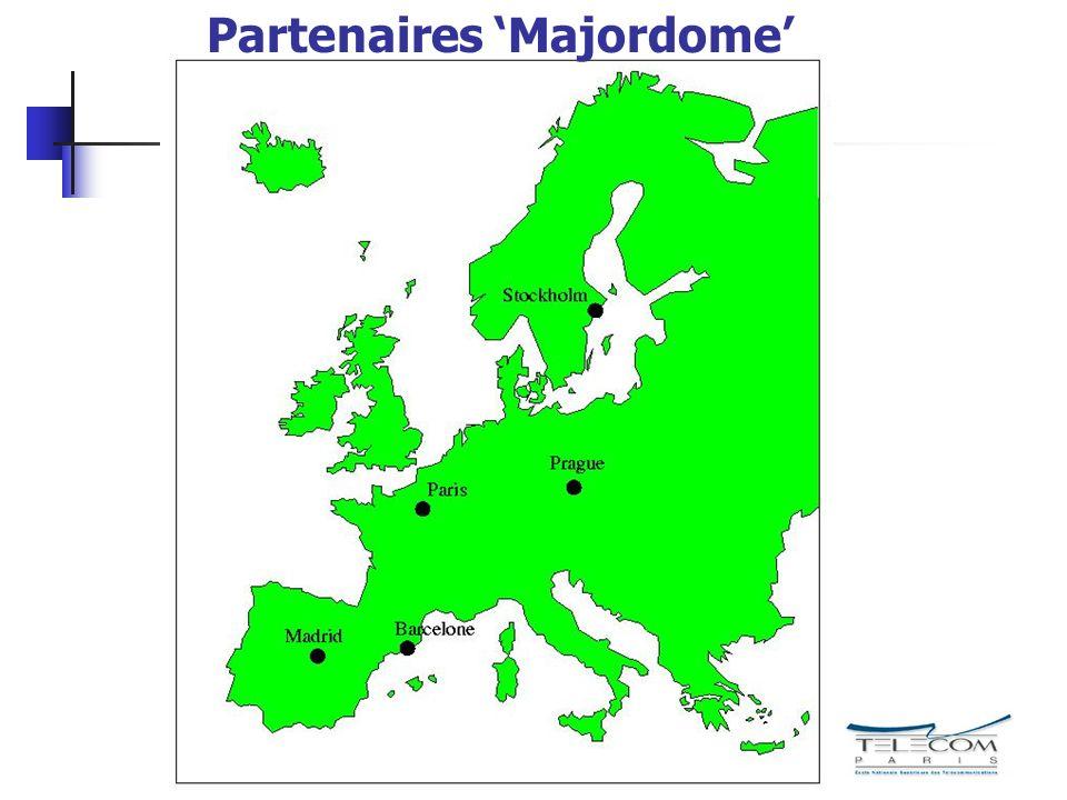 Partenaires Majordome