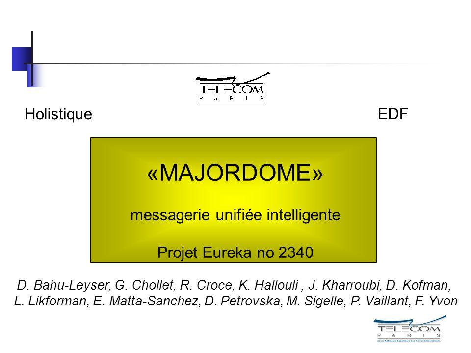 Quest-ce quun Majordome .