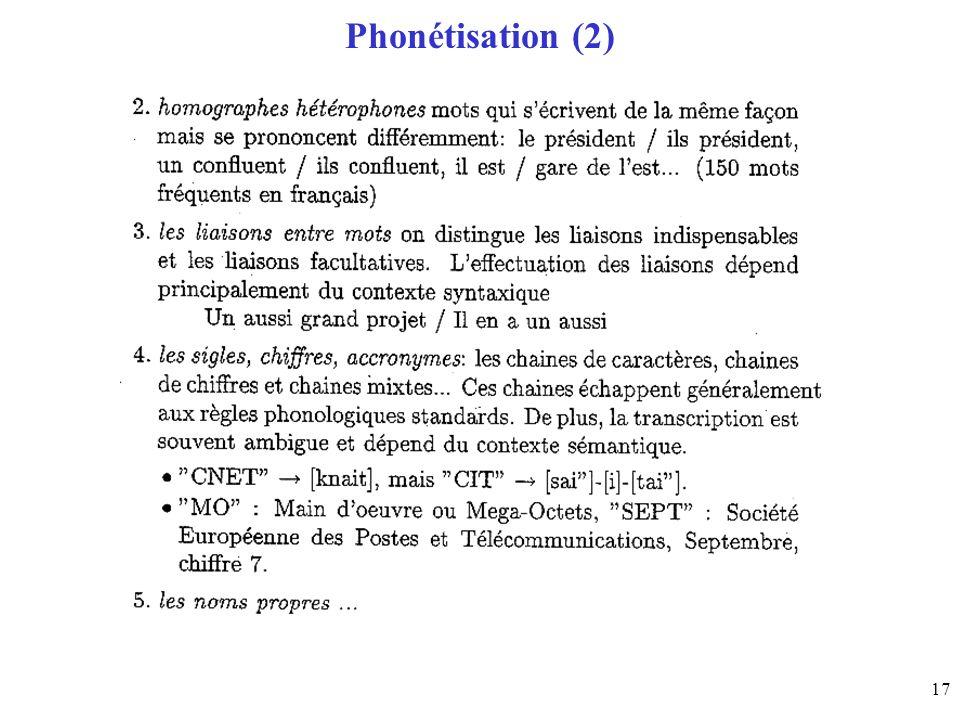 17 Phonétisation (2)