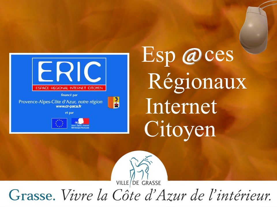 Esp @ ces Régionaux Internet Citoyen