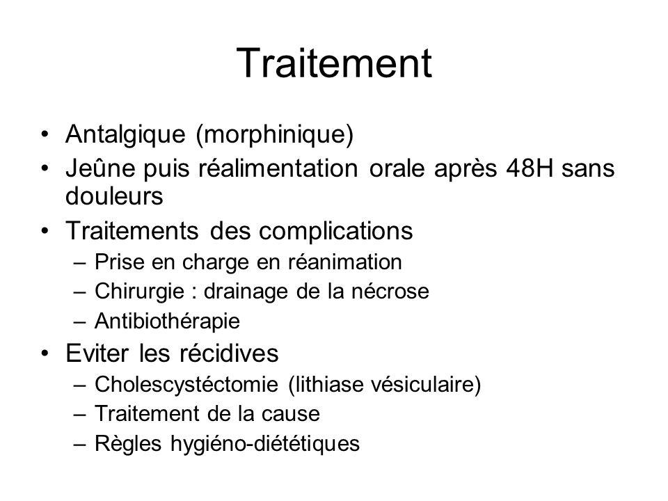 Cas clinique M.