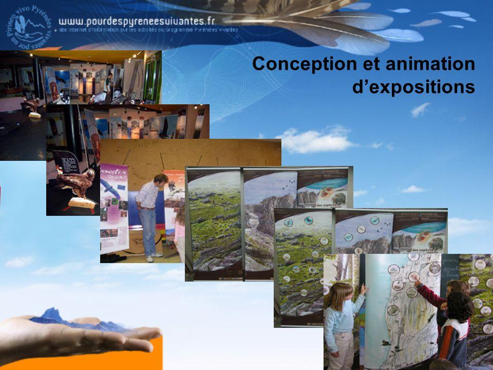 Animation dévènementiels sur la biodiversité pour le grand public