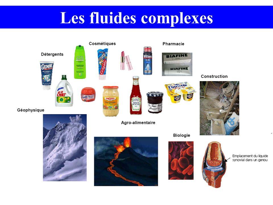Les fluides complexes
