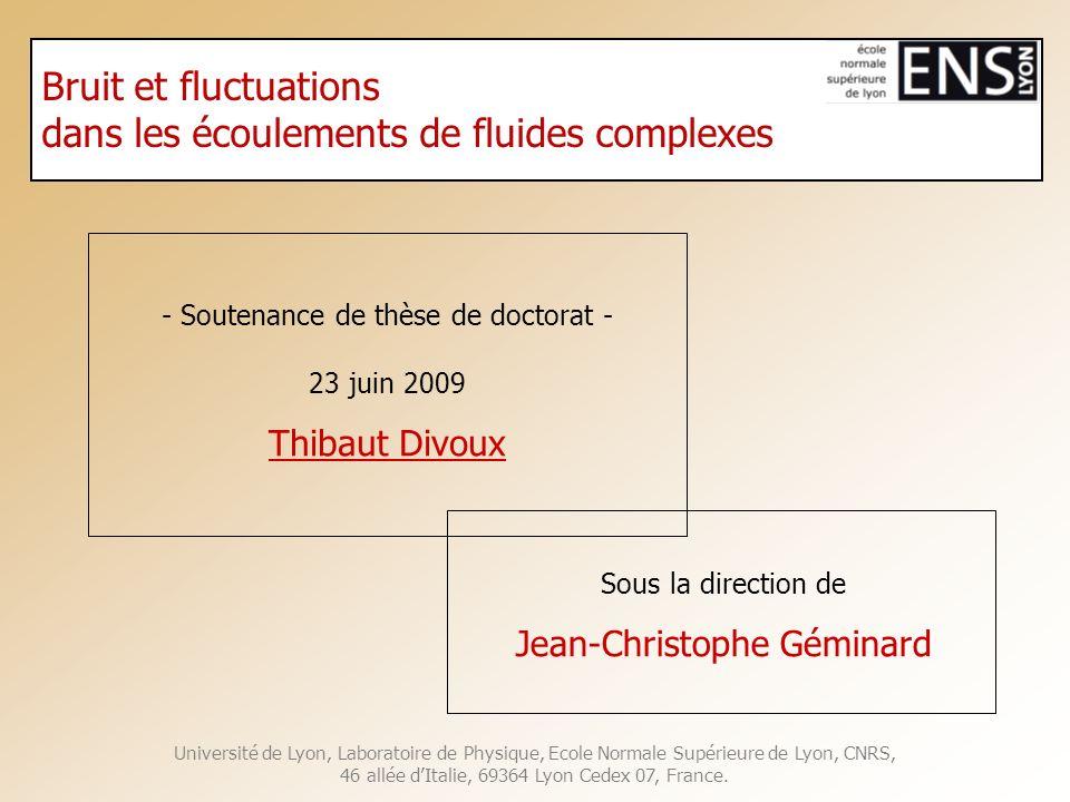 [2] Comment un fluide newtonien sécoule-t-il au travers dun fluide non-newtonien .