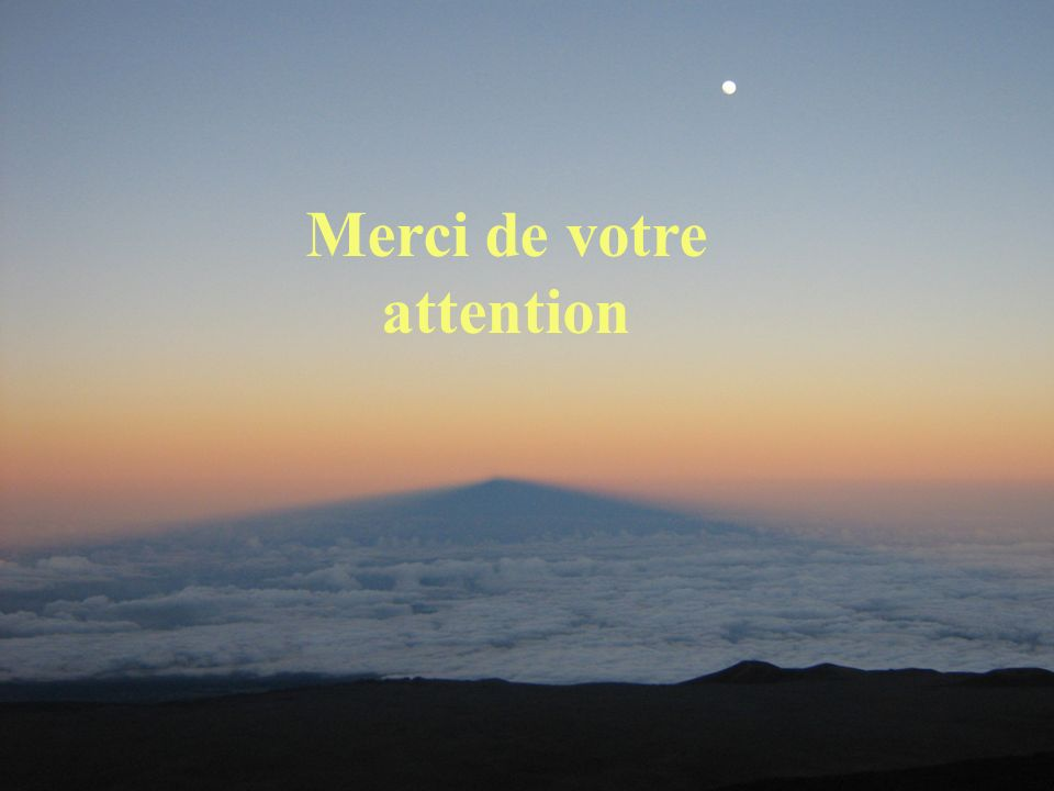 56 Merci de votre attention