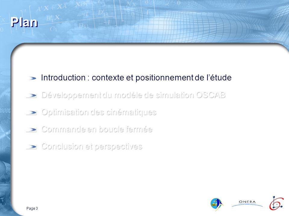 Page 24 Résultats doptimisation – Rotation (t) Rotation en avance de phase sur le battement (cf.