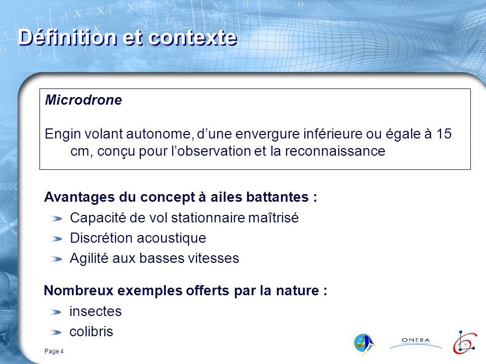 Page 35 Commande selon laxe vertical Allure des entrées (cinématiques) Altitude Commande