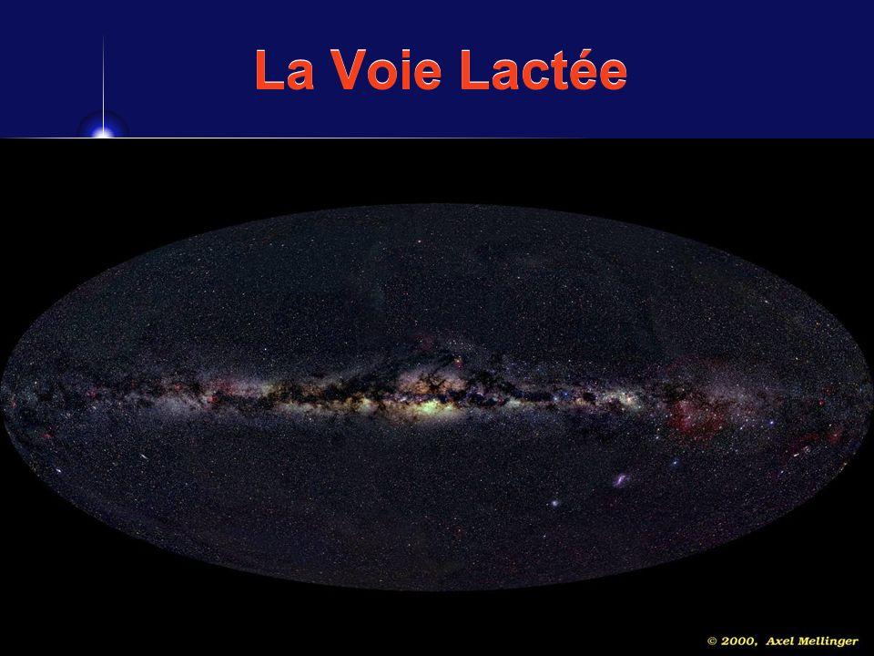 La formation de la Voie Lactée