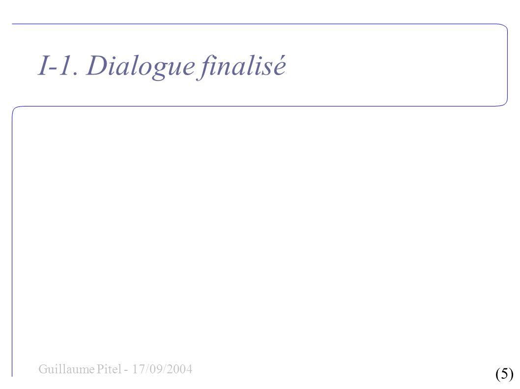 (26) Guillaume Pitel - 17/09/2004 II-3.