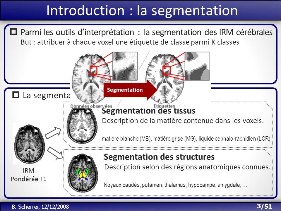 /51 BrainWeb Gold Standard 54 B. Scherrer, 12/12/2008