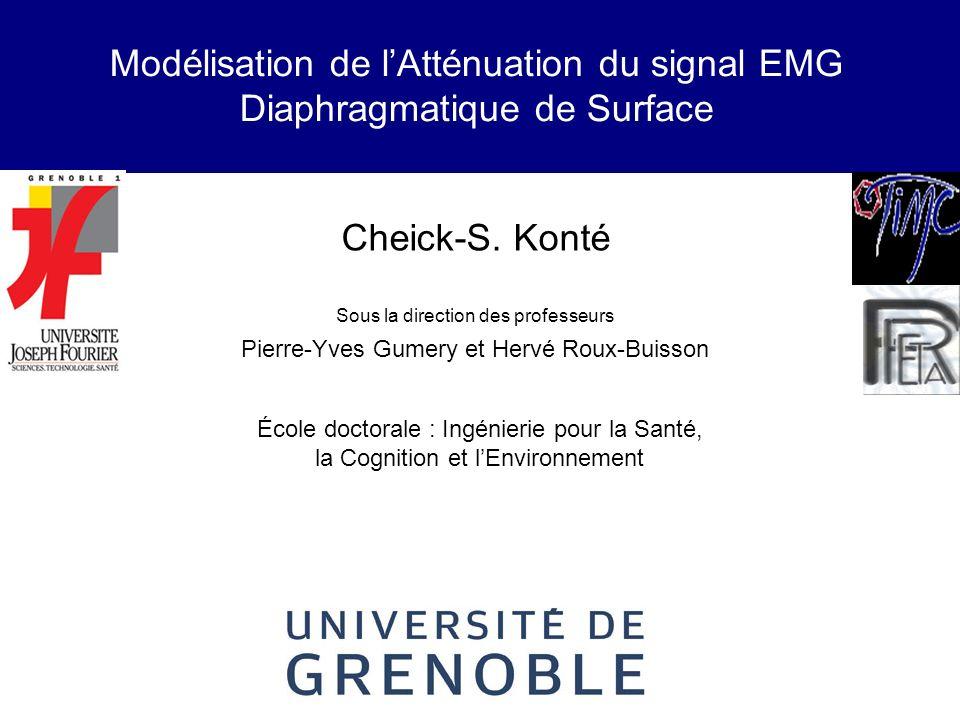 2 IntroductionEtat de lart Partie 1 Grand volume Partie 2 Petit volume Conclusions et Perspectives Plan global I.
