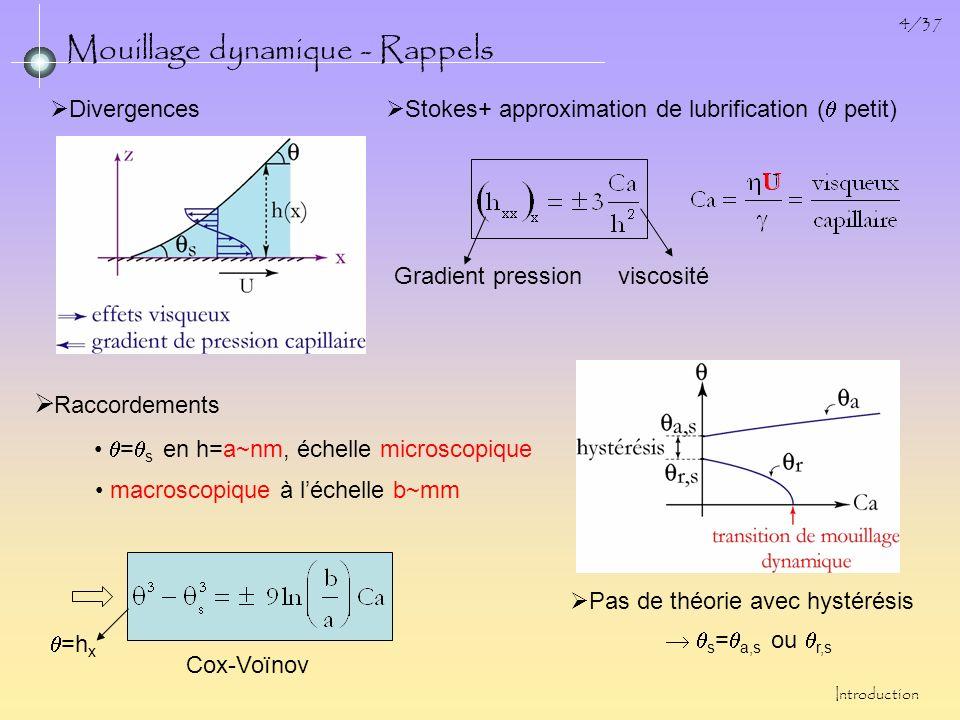 5/37 Plan Structure et stabilité de la singularité .