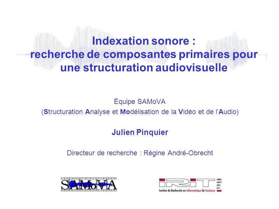 31 Présentation de thèseLundi 20 décembre 2004 Détection de mots clés Corpus Apprentissage : 30h ESTER (Technolangue) France Inter (20h) et RFI (10h) Reconnaissance : RFI (6 h, cf.