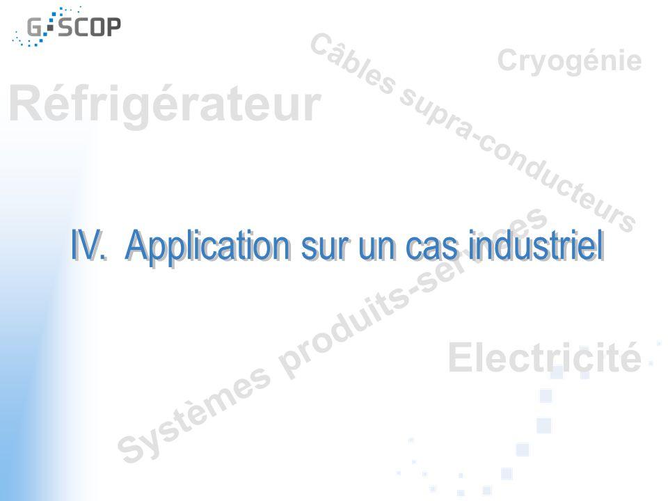 Réfrigérateur Electricité Systèmes produits-services Câbles supra-conducteurs Cryogénie