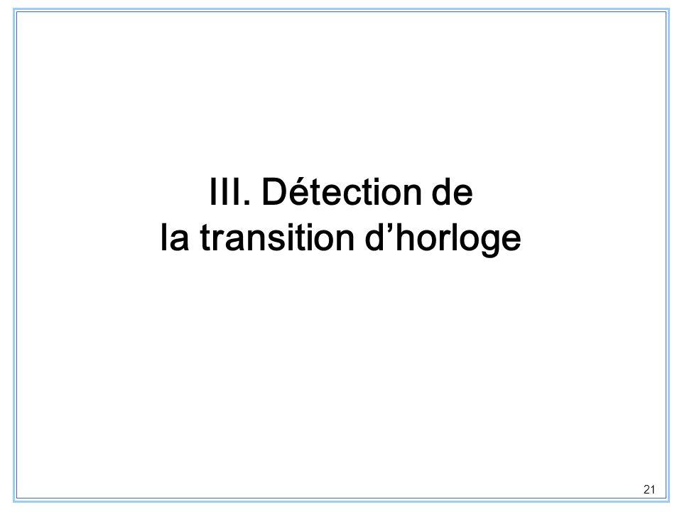 22 Principe Excitation directe et mesure de fréquence de la transition dhorloge 698 nm (1mHz) 3P3P 0 1S01S0 3S13S1 688 nm (5.2 MHz) 1 689 nm (7.6 kHz) 679 nm (1.75 MHz) Mesure de fréquence indirecte : transitions optiques à 689, 688 et 679 nm