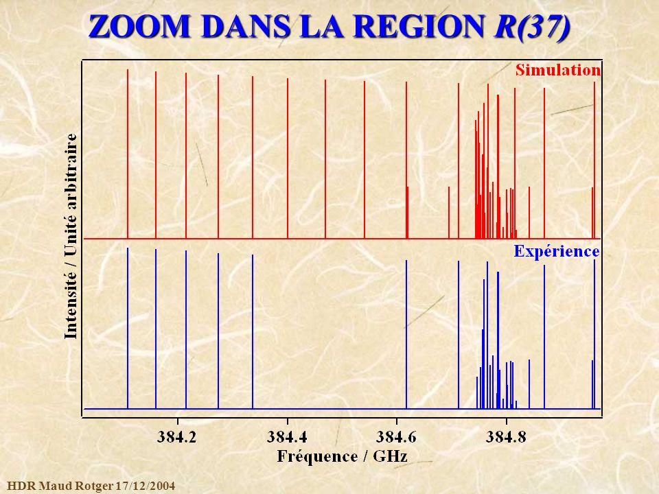 HDR Maud Rotger 17/12/2004 ZOOM DANS LA REGION R(37)