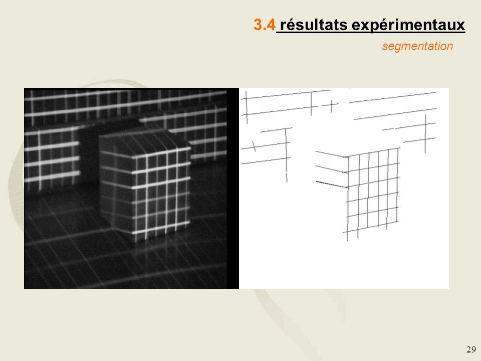 29 3.4 résultats expérimentaux segmentation