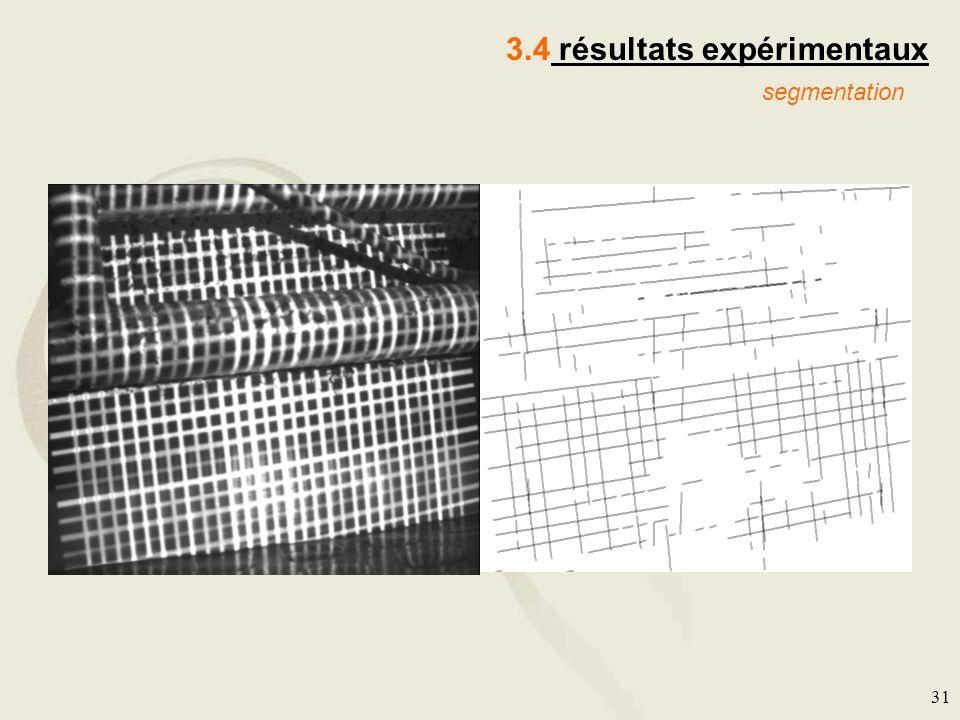 31 3.4 résultats expérimentaux segmentation