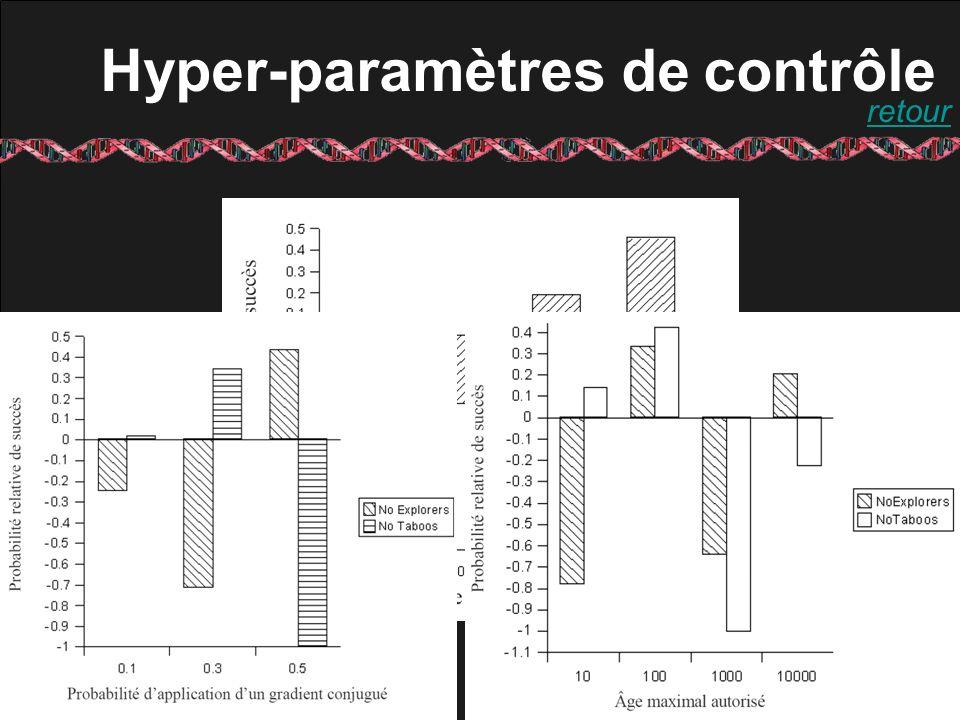 Annexe 3 Hybridation : distribution de probabilités non uniformes retour