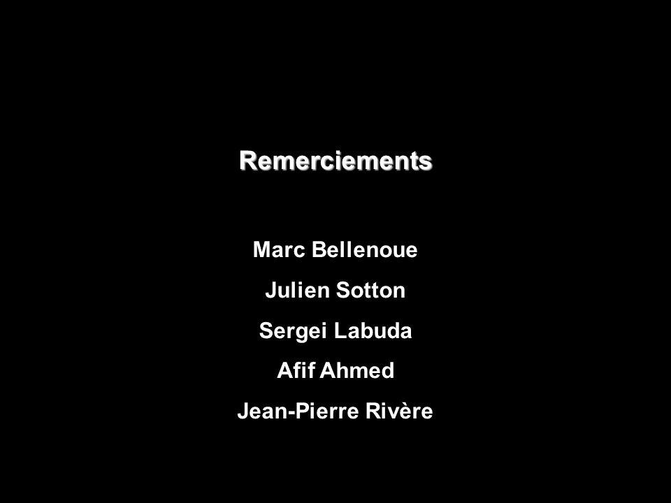 Étude des pertes thermiques en régime turbulent 35 Remerciements Marc Bellenoue Julien Sotton Sergei Labuda Afif Ahmed Jean-Pierre Rivère