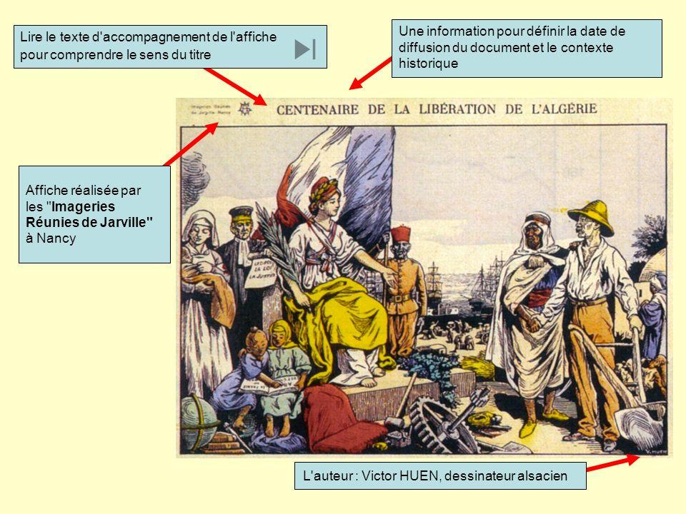 Avant 1830, l Algérie, province nominale de l Empire turc, était un pays sauvage en pleine anarchie où une population de 1 million d habitants vivait dans la plus grande misère, exploitée par des chefs cupides et barbares.
