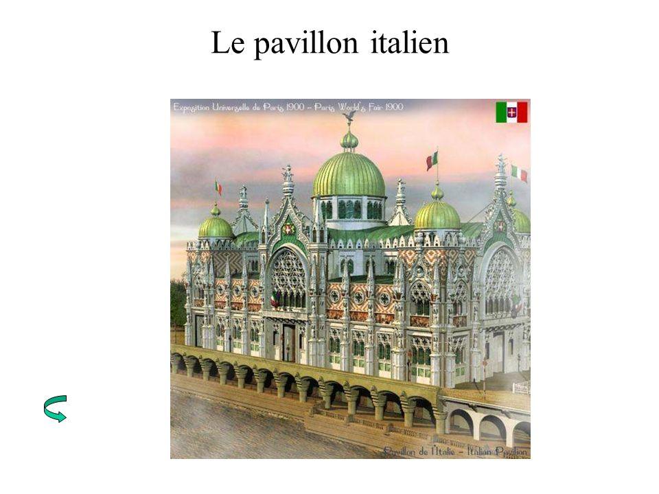 Le palais de lélectricité et le château deau Cest la « fée électricité » quon célèbre ici.