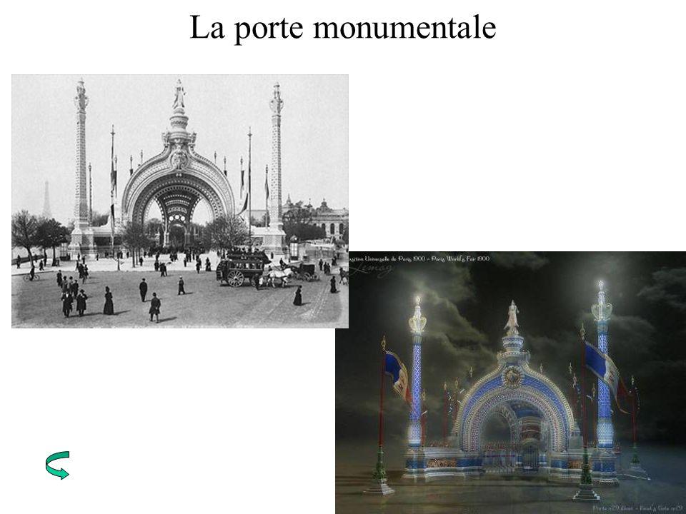 La gare des Invalides La gare des Invalides est avec la gare dOrsay lune des deux gares construites pour lexposition universelle de 1900.