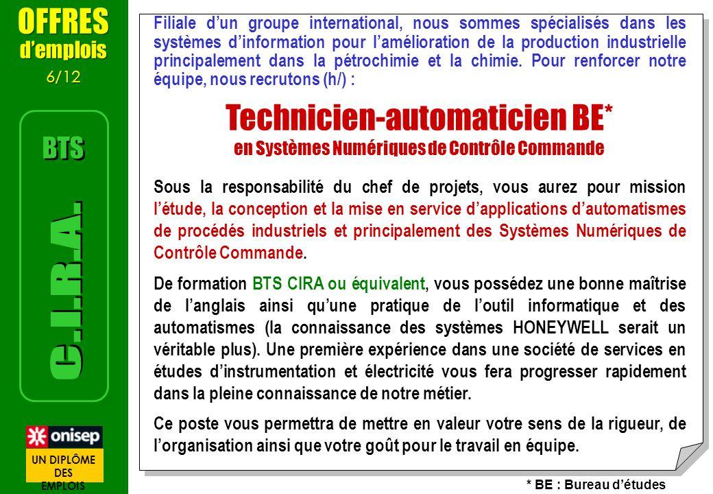 Filiale dun groupe international, nous sommes spécialisés dans les systèmes dinformation pour lamélioration de la production industrielle principaleme