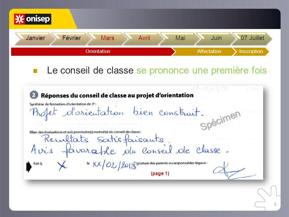 Les ressources en ligne http://www.ac-clermont.fr rubrique «Orientation» puis «Procédures et Inscriptions» Actualisation de la procédure et particulièrement des classes à recrutement particulier http://www.onisep.fr/clermont Evolution de la carte des formations «Après la 3 e » rentrée 2013 17