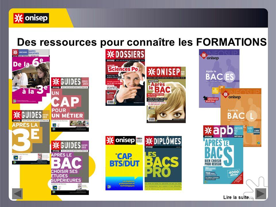 LE WEBCLASSEUR information orientation 2 Lire la suite… LOnisep Un service public dédition Un réseau La Délégation régionale Onisep Bretagne