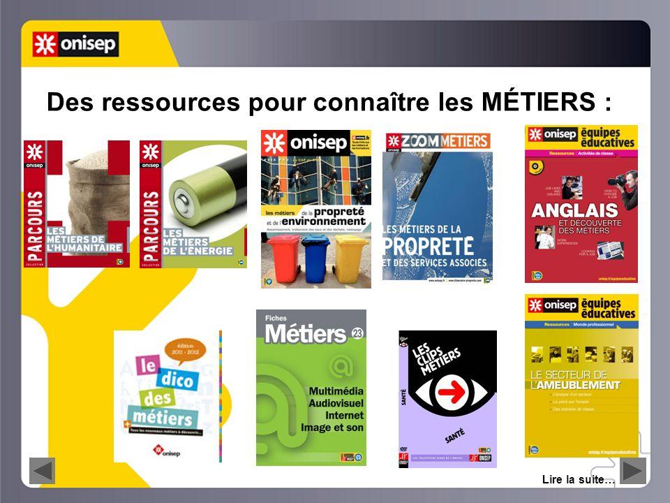 LE WEBCLASSEUR information orientation 3 Lire la suite… Des ressources pour connaître les FORMATIONS