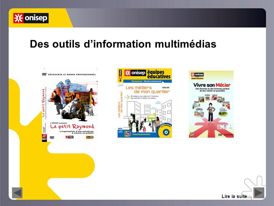 LE WEBCLASSEUR information orientation 4 Lire la suite… Des ressources pour connaître les MÉTIERS :
