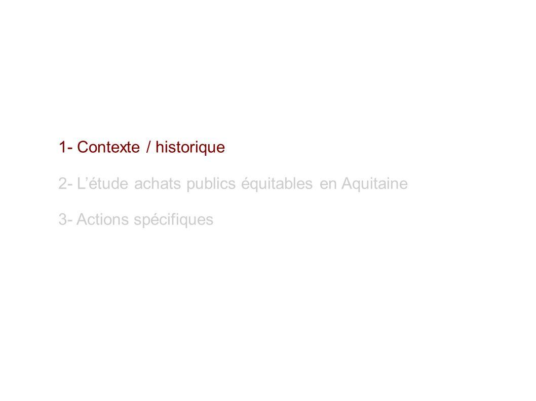 3 Etat des lieux des acteurs du commerce équitable en Aquitaine Répertoire papier et en ligne : www.