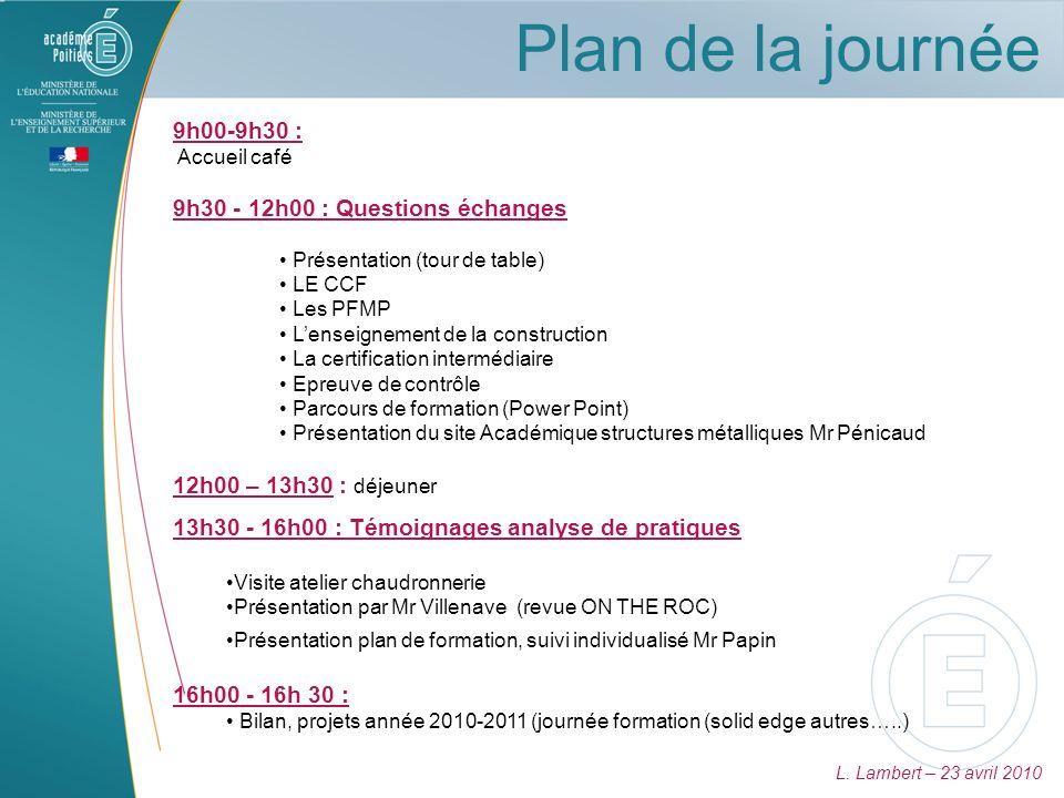 ARTICULATION BAC PRO / CAP RCI Baccalauréat Professionnel TOCI